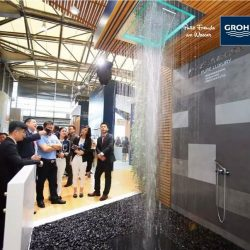 [GROHE SPA] LAST DAY TO VISIT GROHE BOOTH E2A10 @KBC, SHANGHAI Head on down and visit us !