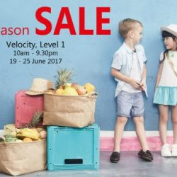 [PONEY enfants] Poney Off Season Clearance SALE at Velocity (Novena MRT Station) Level 1 start NEXT WEEK.