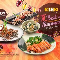 [Kiseki Japanese Buffet Restaurant] What does summer remind you of?