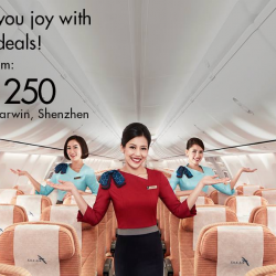 [WTS TRAVEL] As part of the NS50 celebrations, here's an EXCLUSIVE Silkair Purchase with Purchase promotion for our every former and