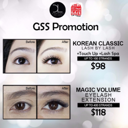 [Dreamlash] It's time to reward yourself as Dreamlash launches a GSS Promotion!