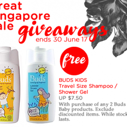 [Bud Cosmetics] Calling all Mommies and Daddies!