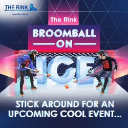 [THE RINK] Sign up for our Broomball on Ice Challenge and stand to win air tickets to Japan!