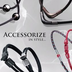 [Phiten Shop] Accessories for every style with Phiten.