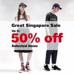 [Chocoolate --- i.t Labels Singapore] This Great Singapore Sale, enjoy up to 50% off selected items from izzue, 5cm and fingercroxx, and wt+ members get