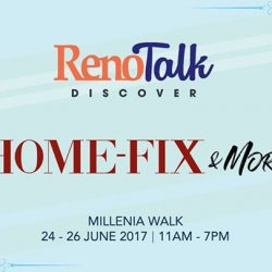 [Home-Fix Singapore] Looking for ideas and solutions for your new home?