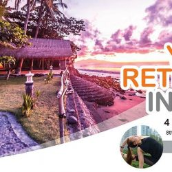 [Platinum Yoga] ABOUT THE RETREAT Join us for a nurturing Yoga Retreat to Bali to restore and renew your connection with nature.