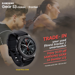 [CHALLENGER MINI] Been eyeing the Samsung Gear S3 Frontier LTE ?