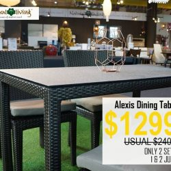 [Natural Living] Love our Alexis Dining Set as much as we do?