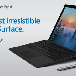 [Harvey Norman] Save up to $400 when you purchase the Surface Pro 4 at HarveyNormanSG.