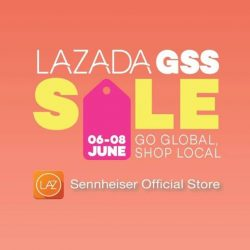 [Sennheiser] The GSS party is just getting started and Sennheiser is throwing in some great deals on Lazada!