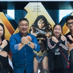 [StarHub] Thanks for joining us for the screening of Wonder Woman!
