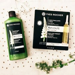 [Yves Rocher] Say goodbye to hair loss problematics without headaches !