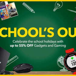[Courts] School's out, scream & shout 🎉 Get all the fun you need before the sale ends!