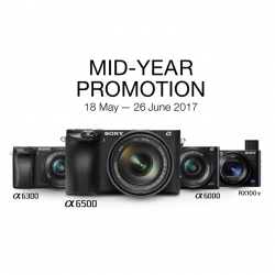 [Sony Singapore] Don't miss this chance to get the best autofocus cameras!