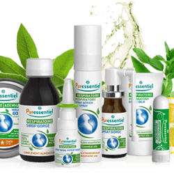 [Beauty By Nature] PURESSENTIEL RESPIRATORY RANGE!