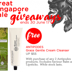 [Bud Cosmetics] Love Antipodes products?