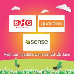 [POTLUCK] Come down with your family and friends to explore these roadshows till 29 June for exclusive offers!
