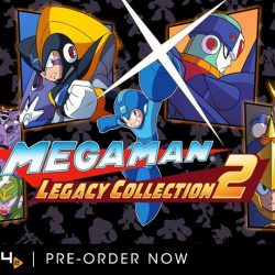 [PLAYe] Featuring faithful reproductions of Mega Man 7, 8, 9, & 10, this collection spans the iconic series and retro revolution.
