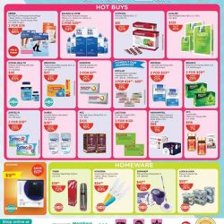 [Watsons Singapore] Enjoy STOREWIDE 20% OFF with minimum $38 spend in a single receipt or shop online at watsons.
