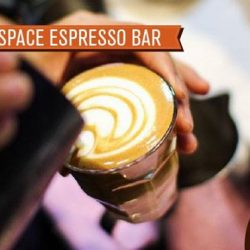 [Cedele] Workspace Espresso Bar was conceptualised in 2016 to celebrate the craft of specialty coffee.
