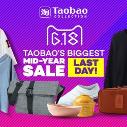 [Lazada Singapore] Don't miss out!