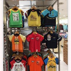 [Tom & Stefanie] Mid Year Sale ~ Kids Planet selected Tops & bottoms at Up to 50% OFF !