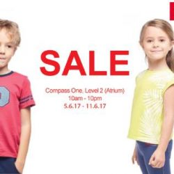 [PONEY enfants] Poney Off Season Clearance SALE at Compass 1 (Seng Kang MRT Station) Atrium Level 2.