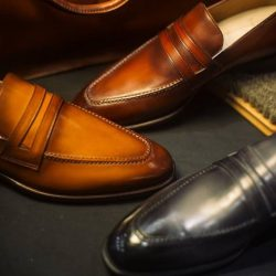 [STRAITS ESTABLISHMENT] FREE Complimentary pair of VICCEL Egyptian cotton socks (worth S$19 - S$23) with every purchase of CNES welted shoes.