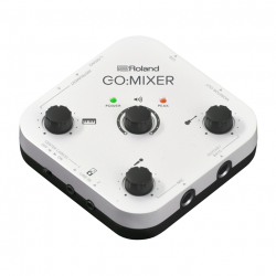 [Swee Lee Music] Take your social media videos to the next level with the Roland Go:Mixer!