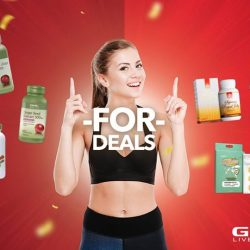 [GNC Live Well Singapore] Enjoy 1 for 1 this Great Singapore Sale!