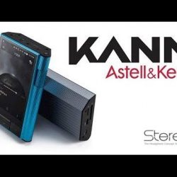 [Stereo] Astell&Kern KANN is here to lead the portable high-res digital music player industry to a whole new level.