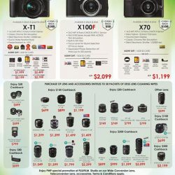 [FUJIFILM] GSS is around the corner and we decided to make June deals Sweeter for everyone !