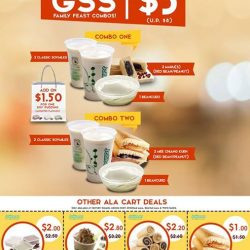 [Jollibean Singapore] Don't miss out on our amazing coupon deals!