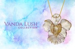 [RISIS] Celebrate the colours of summer with the Vanda Blush series, a sure way to make a statement with your jewellery