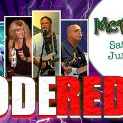 [Code Red] Code Red returns to McAvoy's this Saturday night.