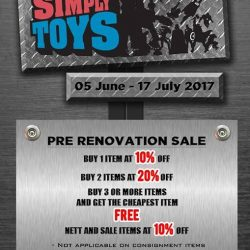 [Simply Toys] Come one, come all!