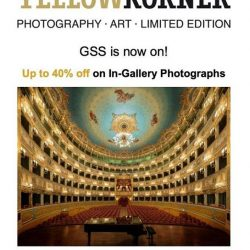 [YellowKorner Singapore] GSS17 | LAST PRINTS | SPECIAL PRICES Amazing Photographs at Great Discounts!