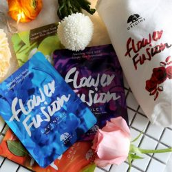 [Origins] Have you been hit by the colourful surge of Flower Fusion™ Sheet masks yet?