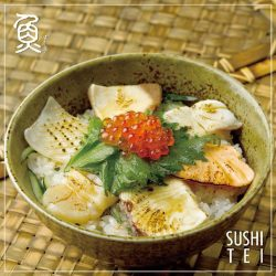 [Sushi Tei] Celebrate InternationalSushiMonth at Sushi Tei!