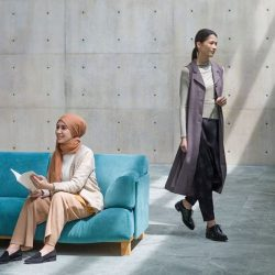 [Uniqlo Singapore] Elegant, modern, simple and stylish - invest in these choice pieces from the Hana Tajima Collection for your Hari Raya outfits.