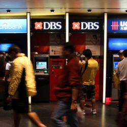[DBS Bank] We're excited to be part of a movement that builds towards a cashless and Smart Nation Singapore.