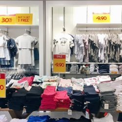 [Fox Fashion Singapore] Enjoy this long weekend with our great End Season Sale deals!