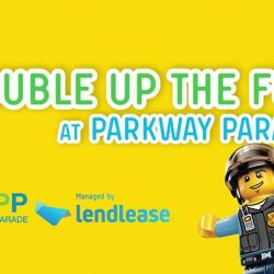 [Parkway Parade] This June school holidays, Double Up the Fun with us at Parkway Parade!