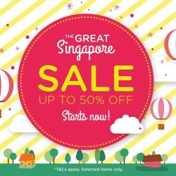 [Artbox Singapore] Head on down to our Causeway Point or Jurong Point outlet to enjoy our GSS promo!