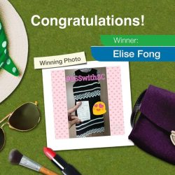 [Standard Chartered Bank] Congratulations to Elise Fong, the winner of our GSSwithSC Contest!