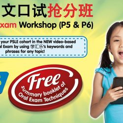 [Mind Stretcher Learning Centre] Are you aware of the new video-based format for the Chinese Oral Exams?