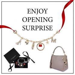 [Maud Frizon Paris] Enjoy Exclusive Opening SurpriseIn celebration of new FRIZON BY MAUD FRIZON Cityplaza Shop Opening, from now on until 6