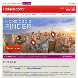 [Hotels.com] Book now and save!