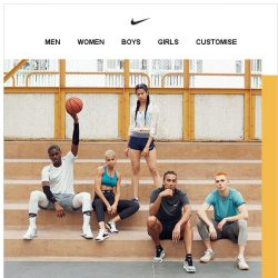 [Nike] See What's New at Nike
